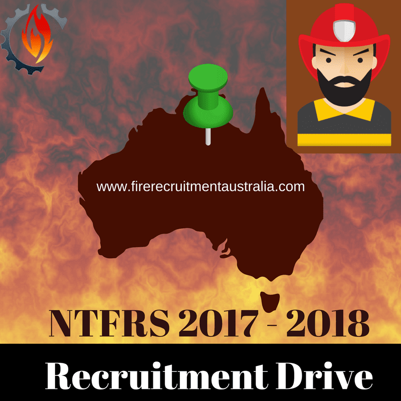 NTFRS Firefighter Recruitment 2018